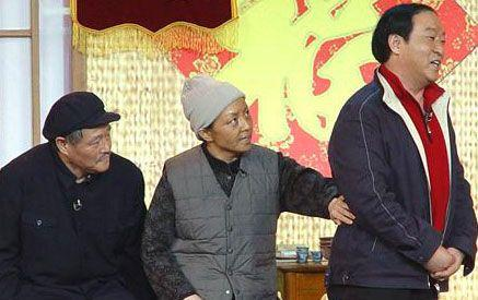 赵本山宋丹丹经典春晚小品《我家后院发现了老虎》