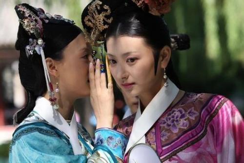 电视剧《甄嬛传》第八集经典台词节选