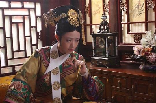 电视剧《甄嬛传》第二十集经典台词节选