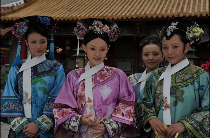电视剧《甄嬛传》第二十二集经典台词节选