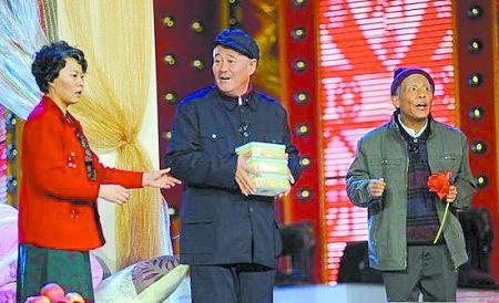 赵本山2011年辽宁春晚小品《相亲》台词剧本全文