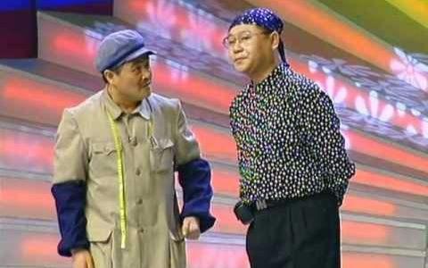 赵本山范伟1997年央视春晚小品《红高粱模特队》台词