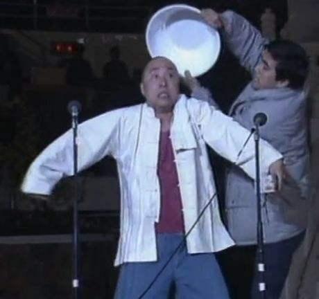 陈佩斯朱时茂1985年央视春晚小品《拍电影》台词