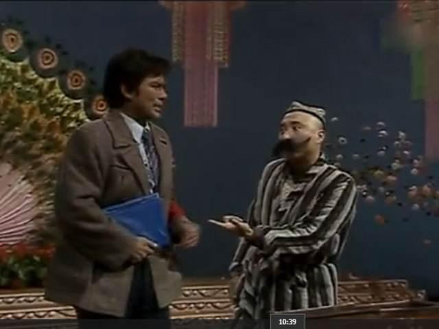 陈佩斯朱时茂1986年央视春晚小品《羊肉串》台词