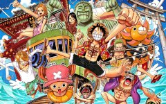 日本动画片《海贼王》台词对白