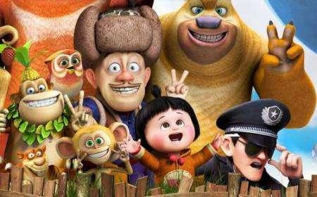 3D动画大电影《熊出没之夺宝熊兵》搞笑台词