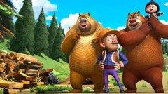贺岁动画电影《熊出没之夺宝熊兵》经典台词