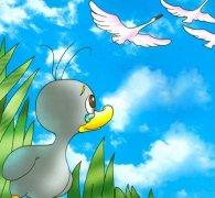 美国动画片《丑小鸭》英文台词完整版