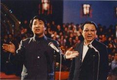 姜昆唐杰忠1987年央视春晚相声《虎口遐想》台词