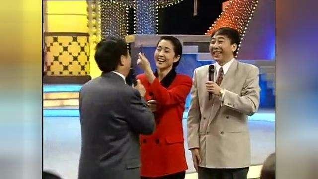 牛群冯巩倪萍1995年央视春晚相声《最差先生》台词