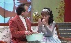 郭达蔡明1996年央视春晚小品《机器人趣话》台词