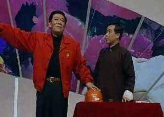 侯耀文石富宽1997年央视春晚相声《京九演义》台词