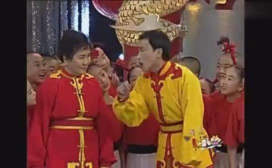 赵丽蓉巩汉林1998年央视春晚小品《功夫令》台词