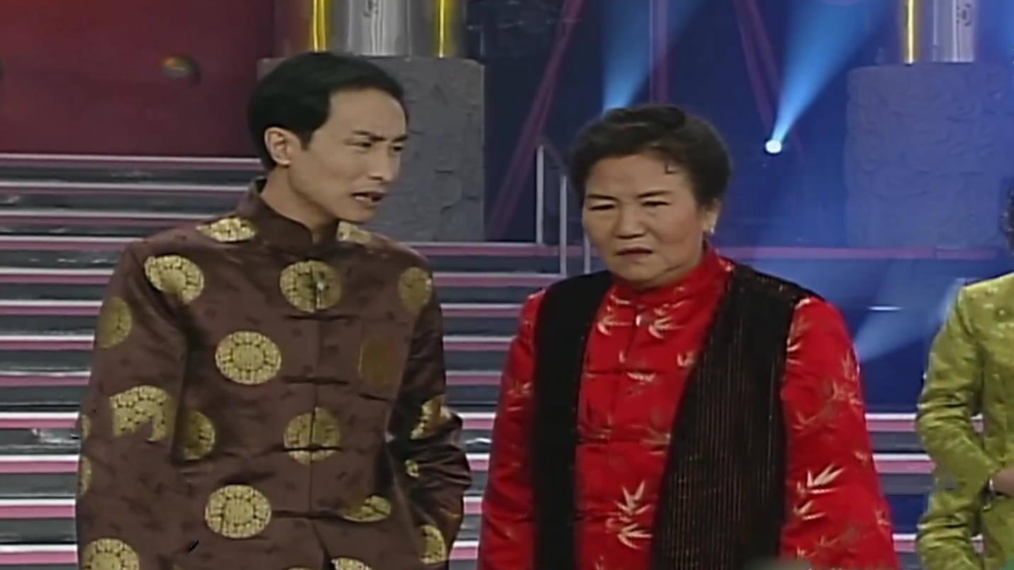 赵丽蓉巩汉林1999年央视春晚小品《老将出马》台词