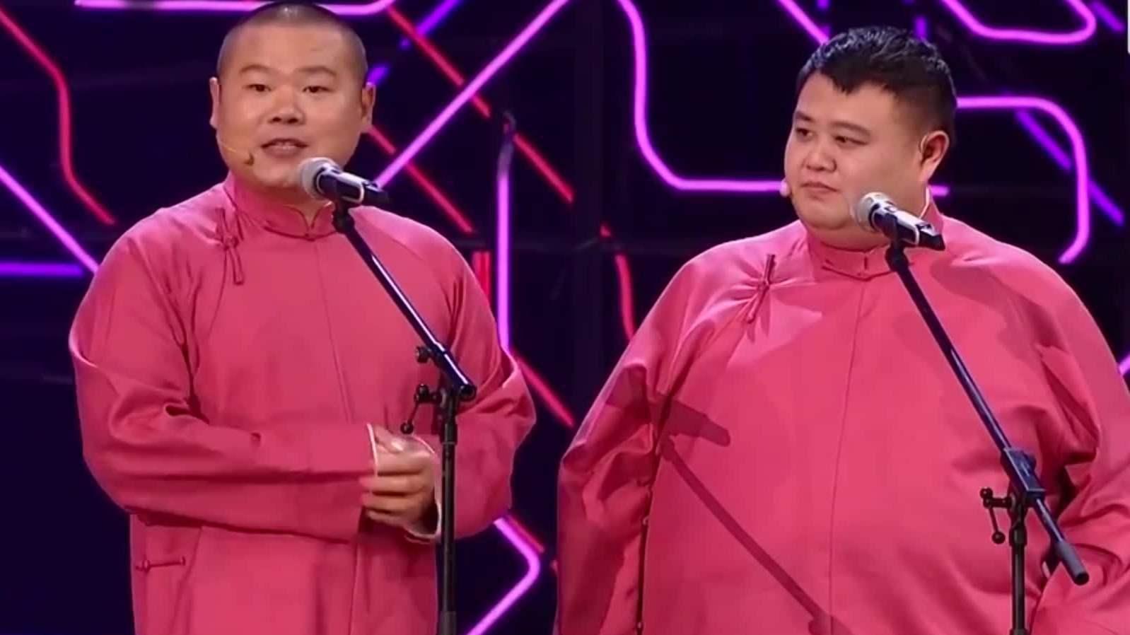 岳云鹏孙越相声《我是歌手》台词完整版