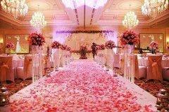 自己主持婚礼新郎新娘台词方案