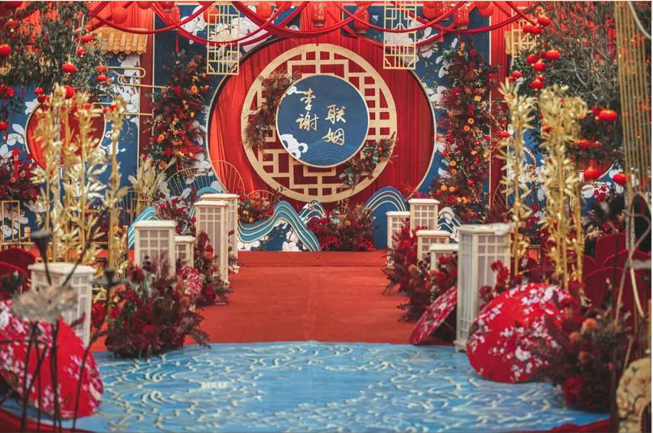 中式婚礼顺口溜主持台词