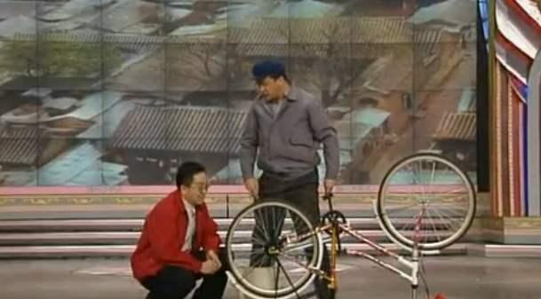 黄宏句号2000年央视春晚小品《打气儿》台词