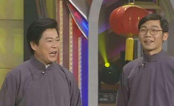 奇志大兵2000年央视春晚相声《白吃》台词