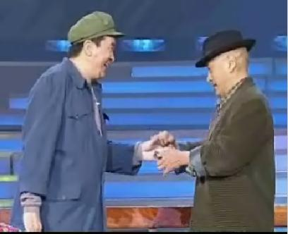 黄宏凌峰2000年央视春晚小品《小站故事》台词