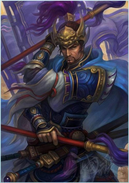 《三国杀》武将张郃台词