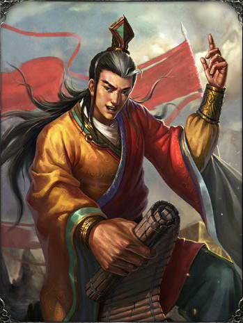 《三国杀》武将马谡台词