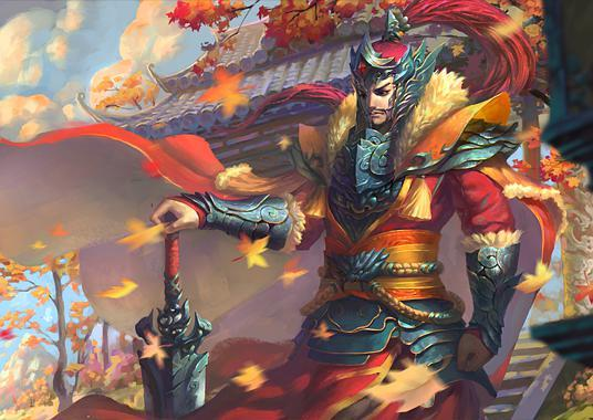 《三国杀》武将吴懿台词