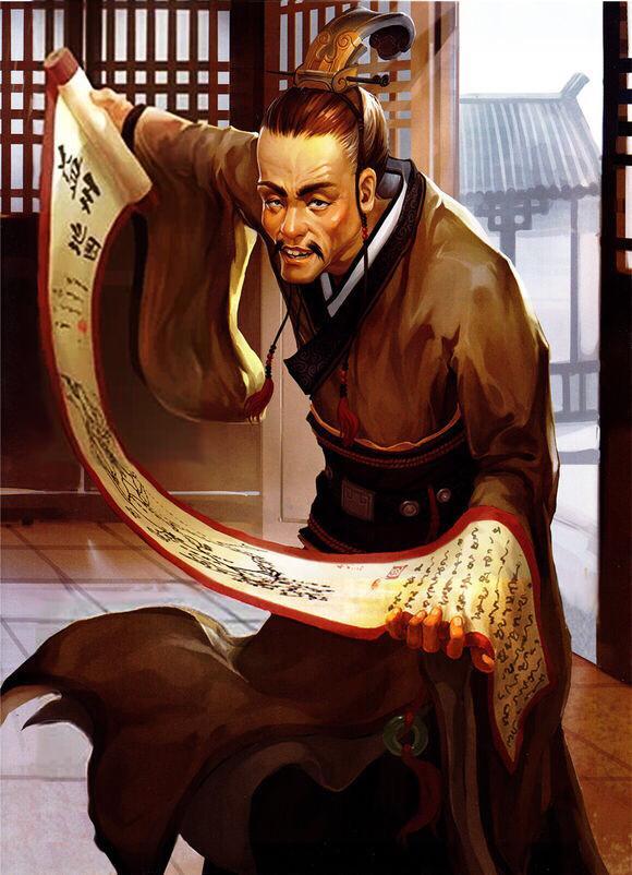 《三国杀》武将张松台词