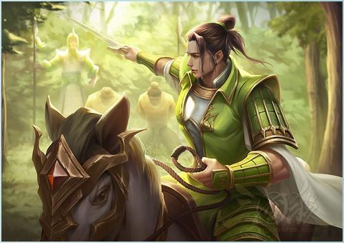 《三国杀》武将朱桓台词