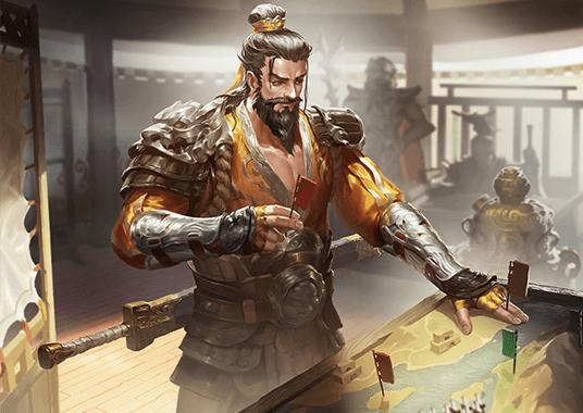 《三国杀》武将黄权台词