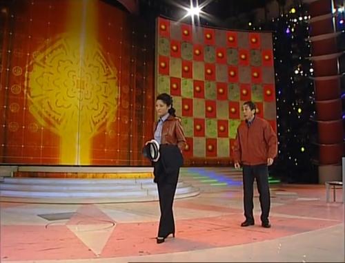 冯巩周涛2003年央视春晚复合相声《马路情歌》台词
