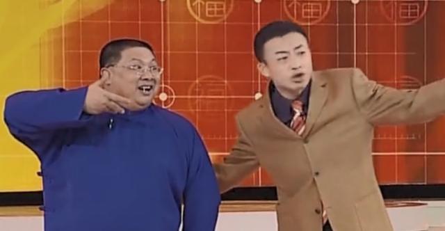 王振华何军2003年央视春晚相声《说广告》台词