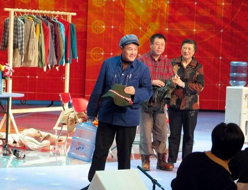 赵本山范伟高秀敏2004年央视春晚小品《送水工》台词
