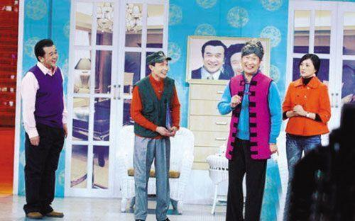 黄宏巩汉林林永健2010年央视春晚小品《美丽的尴尬》台词