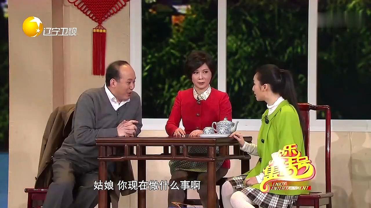 蔡明郭达2010年央视春晚小品《家有毕业生》台词