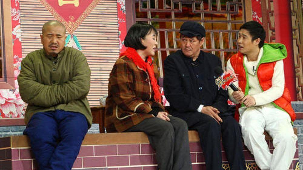 赵本山小沈阳2010年央视春晚小品《捐助》台词