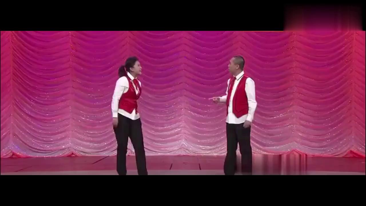 贾玲白凯南2011年央视春晚相声《芝麻开门》台词