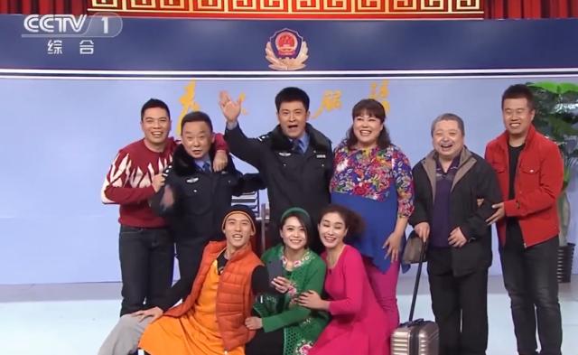 孙涛邵峰2015年央视春晚小品《社区民警于三快》台词