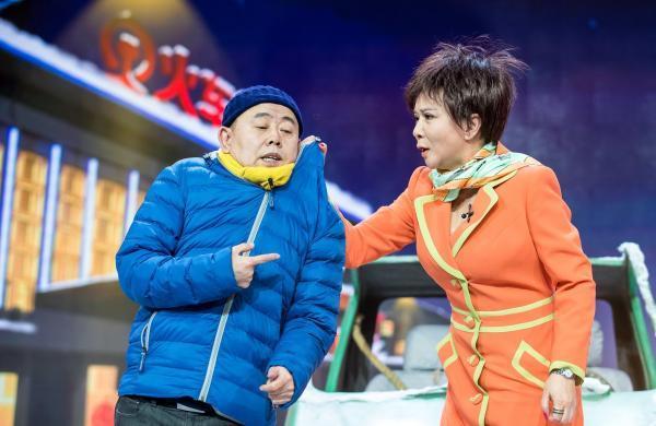 蔡明潘长江穆雪峰2015年央视春晚小品《车站奇遇》台词