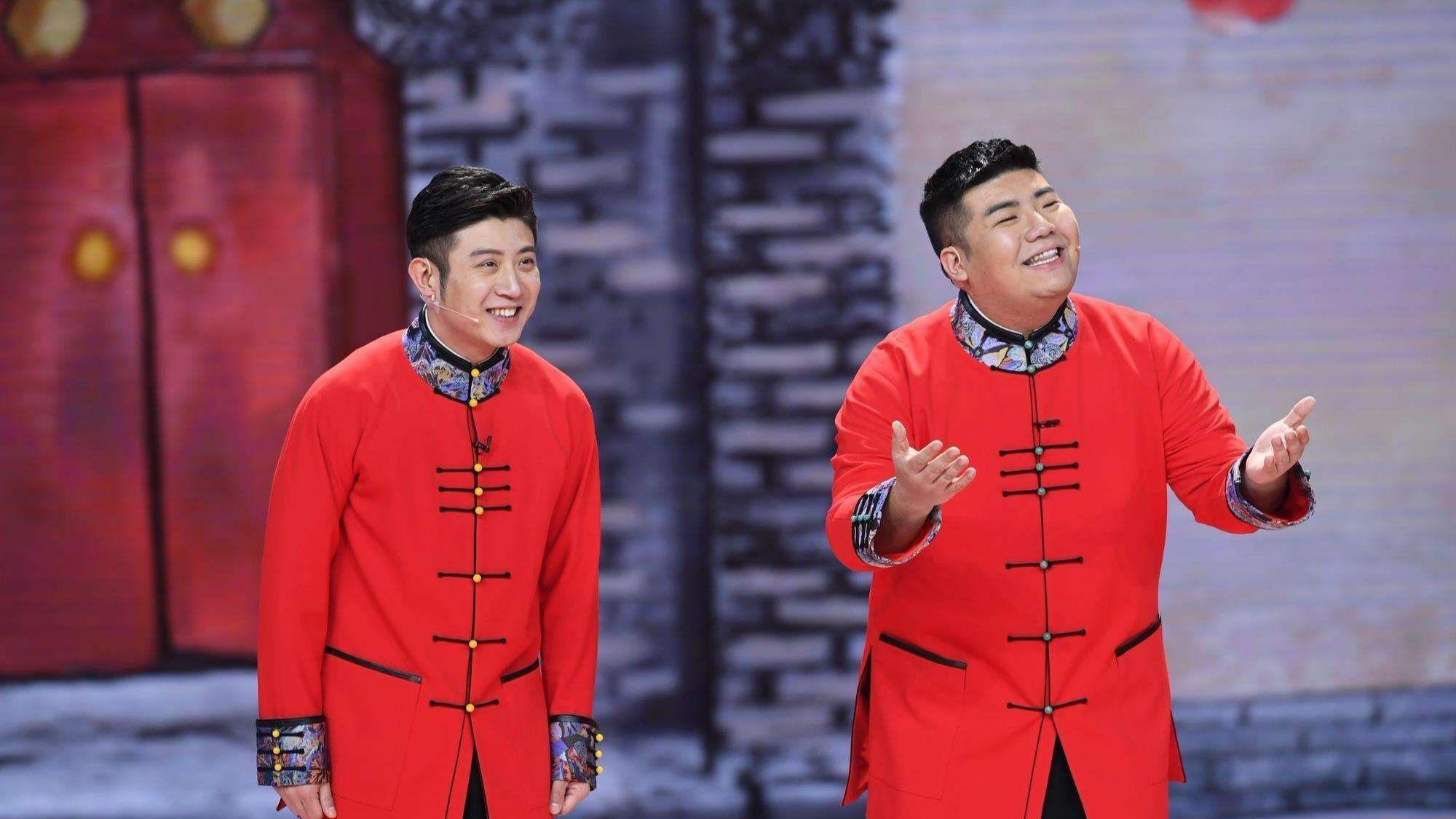 高晓攀尤宪超2017年央视春晚相声《姥说》台词