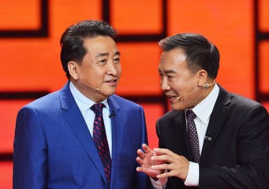 姜昆戴志诚2017年央视春晚相声《新虎口遐想》台词