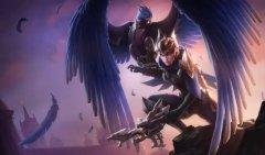 英雄联盟鸟人台词,lol德玛西亚之翼奎因台词大全