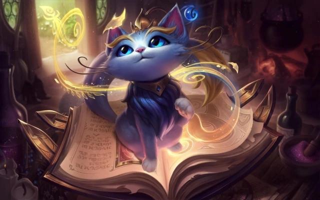 英雄联盟猫咪台词,lol魔法猫咪悠米台词大全