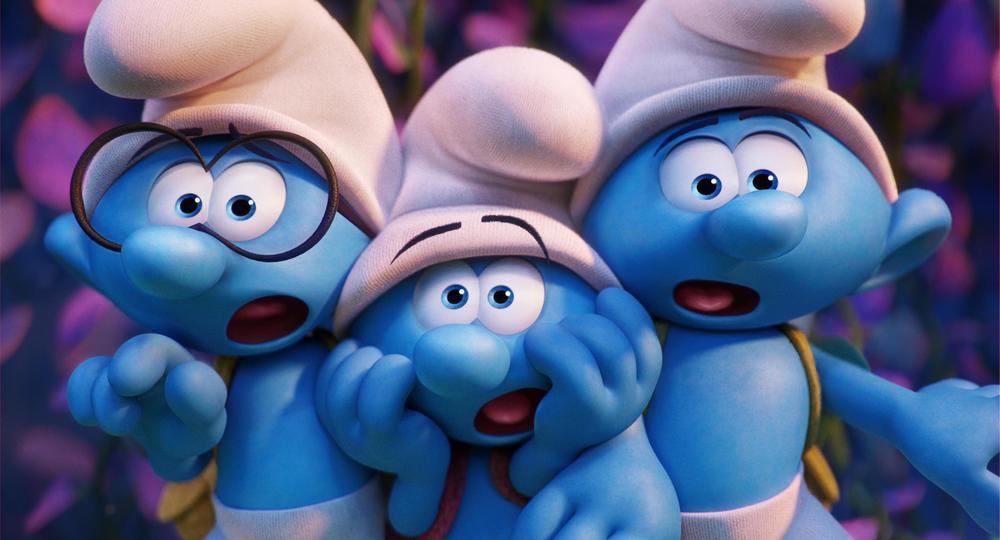 美国动画《蓝精灵》中的英文经典台词
