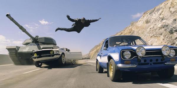 赛车动作片《速度与激情7》经典台词