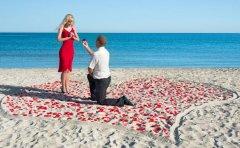 浪漫的英文求婚台词