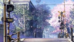 日本动画《秒速5厘米》经典台词