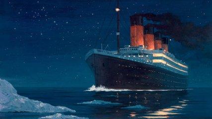 《泰坦尼克号》10句英文经典台词