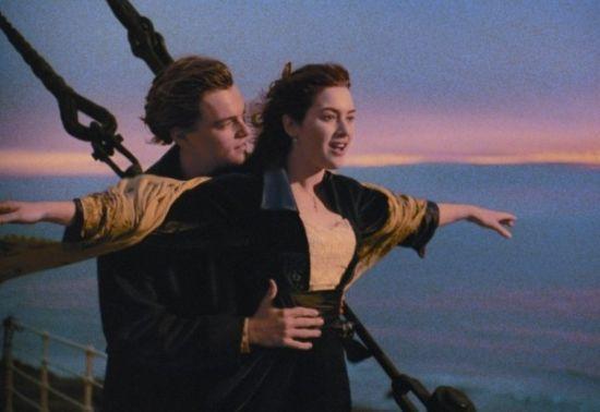 电影《泰坦尼克号》中的励志台词