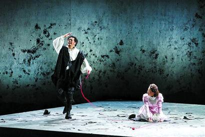 戏剧《哈姆雷特》中哈姆雷特的台词
